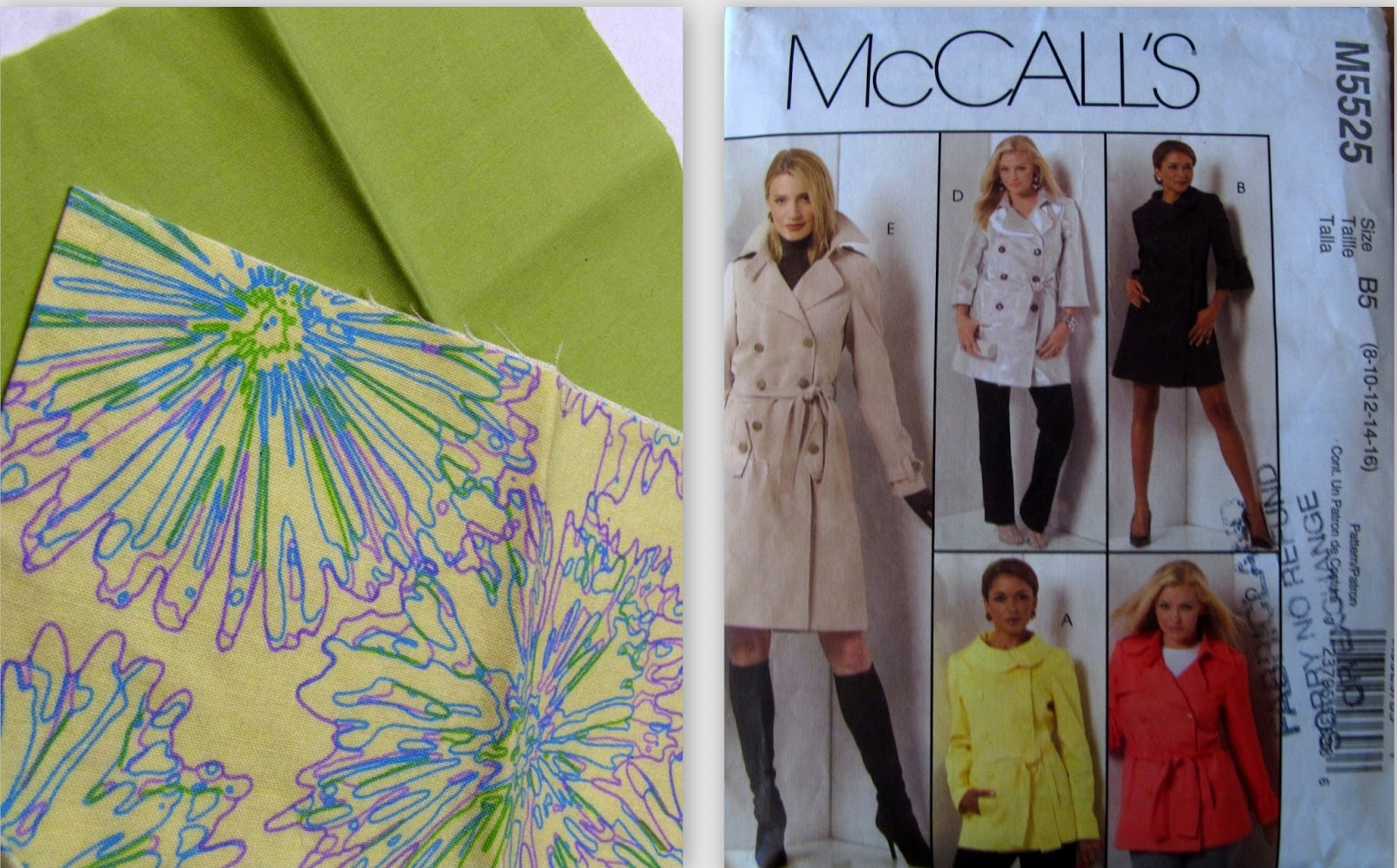 McCall's Pattern M5525