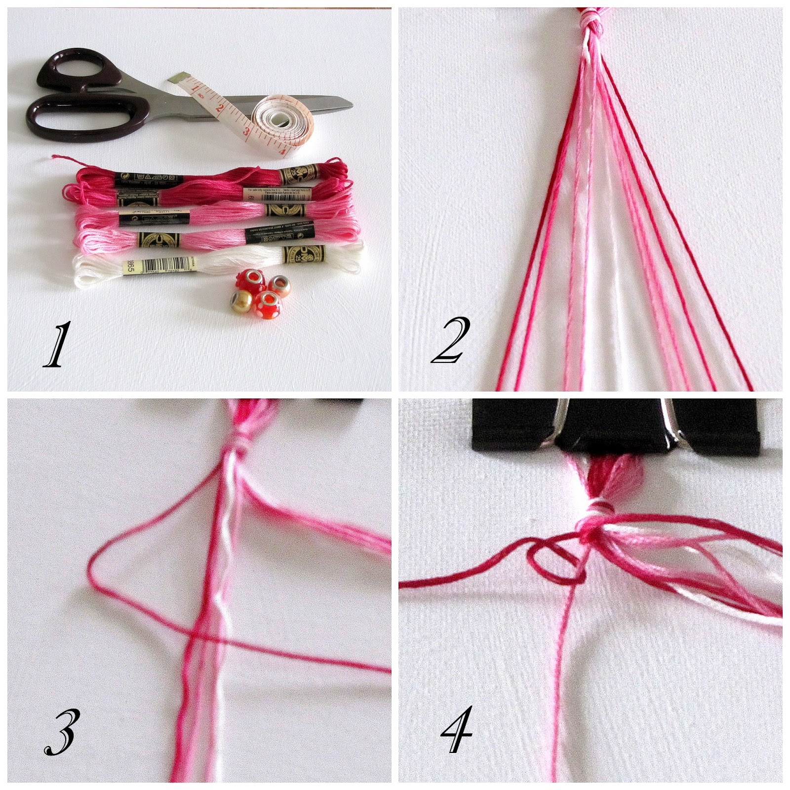 diy homely embroidery thread beads way cooler than fantastic by that makaroka are random bright com bracelets friendship bracelet with design inpiration floss glamorous