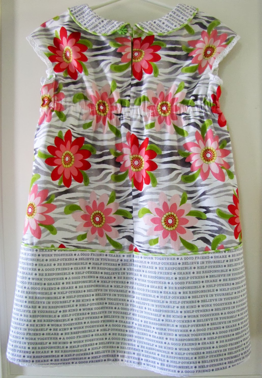 Oliver + S Roller Skate Dress, Super Online Sewing Match