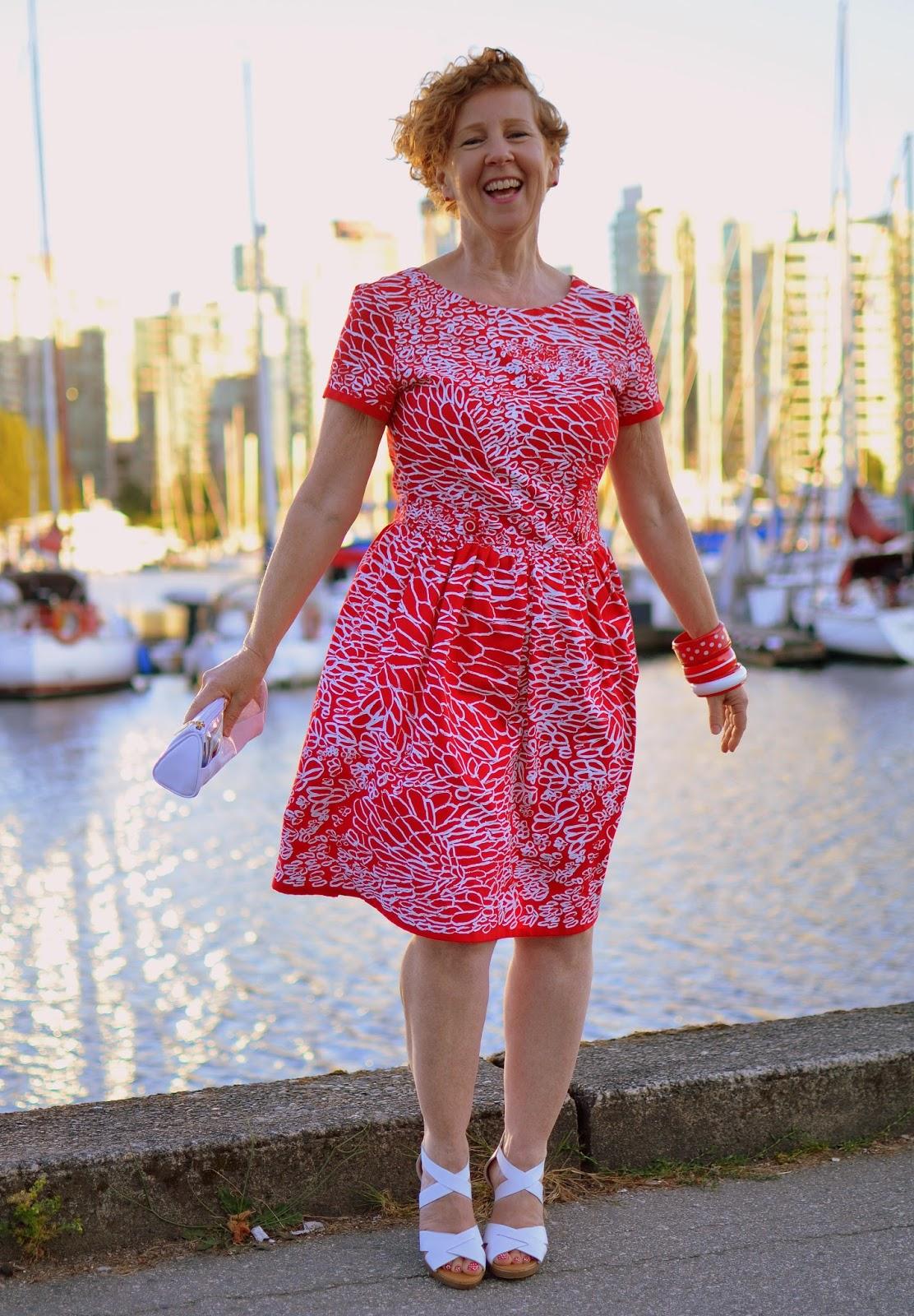 Canvas Summer Dress