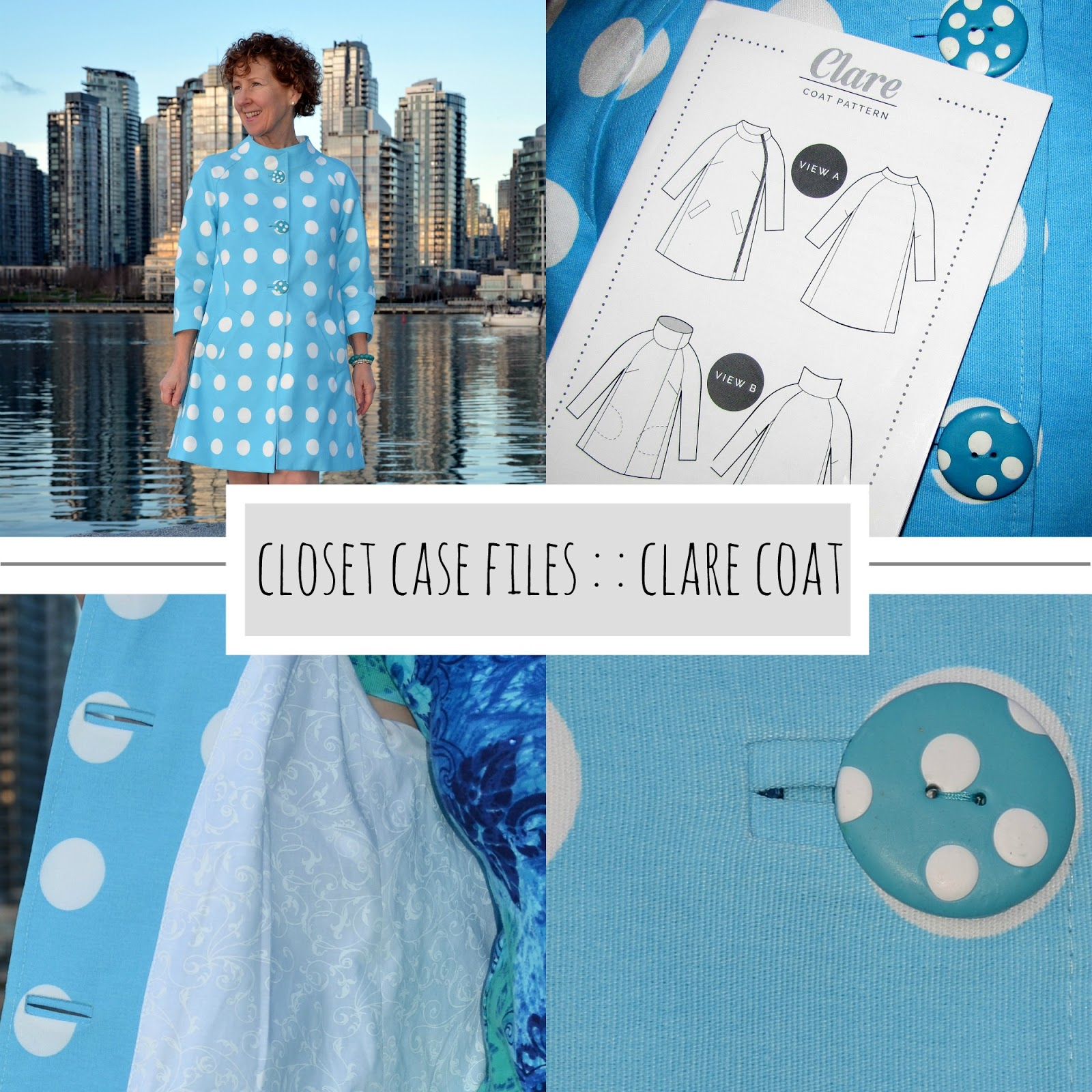 Clare Coat, Closet Case Files, DYT Type One