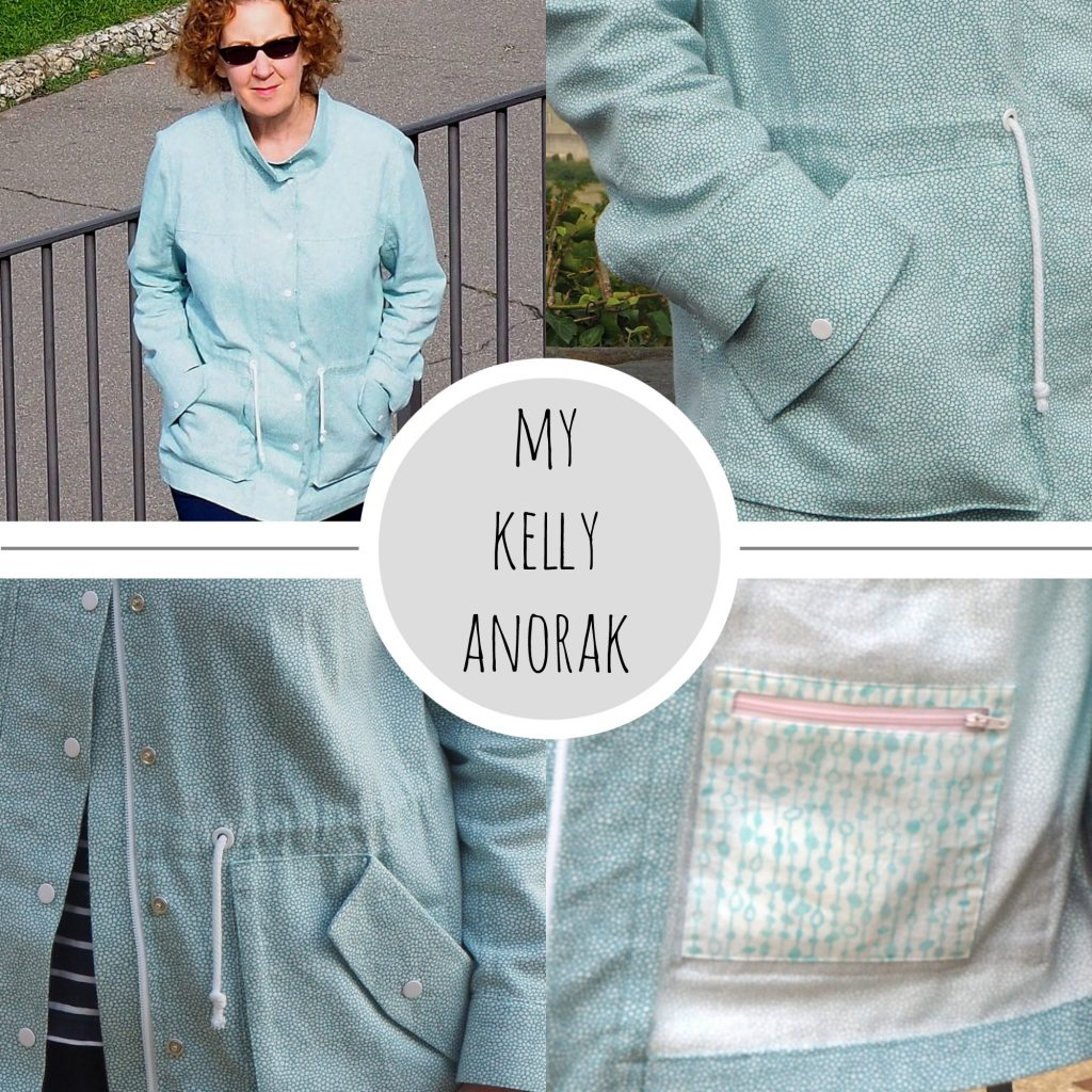 Kelly Anorak Closet Case Files Pattern
