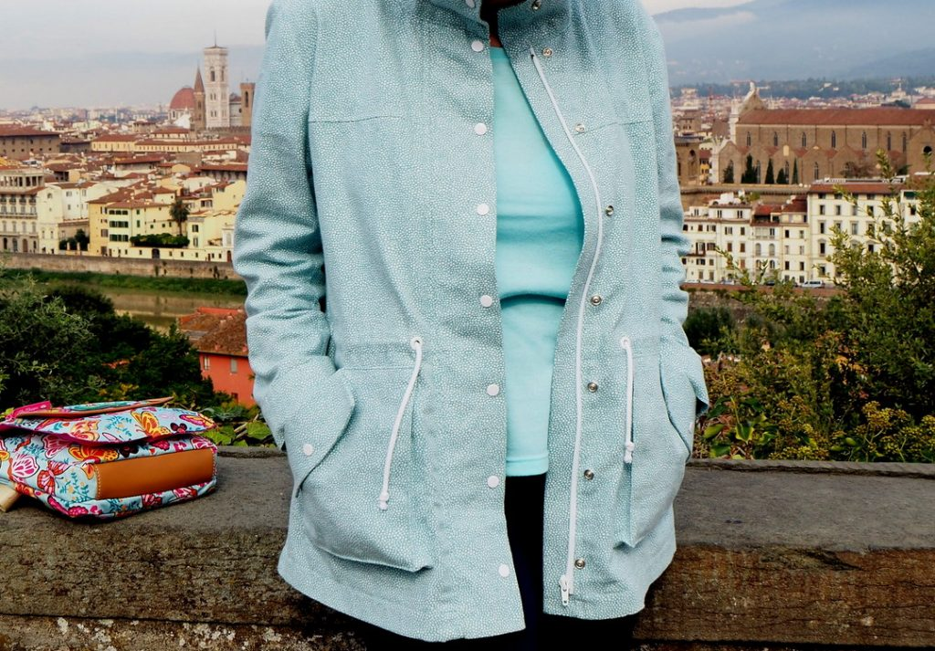 Kelly Anorak by Closet Case Files