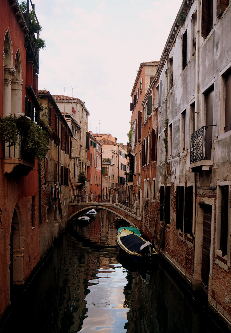 Dorsoduro District, Venice, Italy