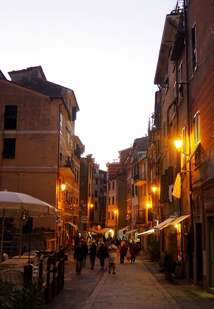Via Roma, Vernazza, Cinque Terre