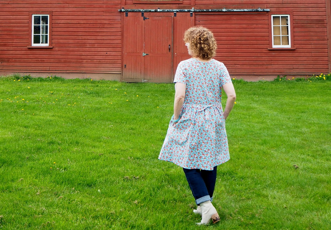 Darling Ranges Dress, Megan Nielsen Patterns, #sewtogetherforsummer,  Vancouver Sewing Blog