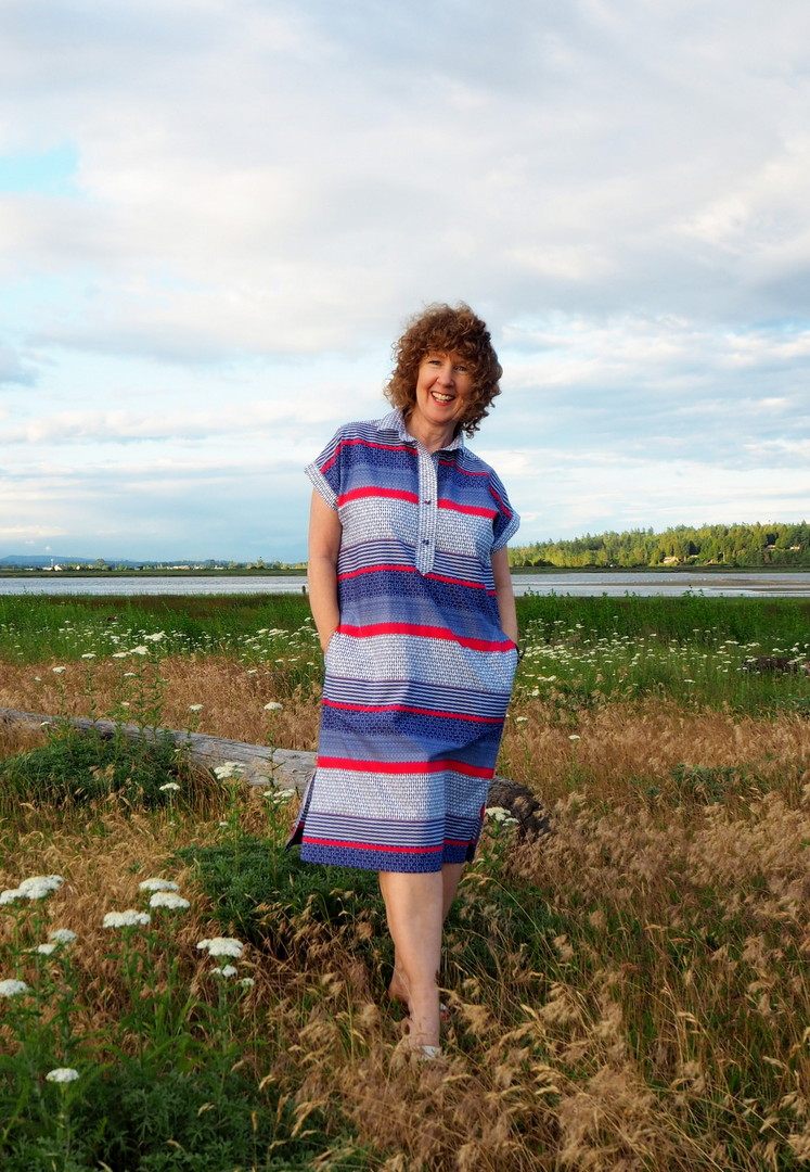 Kalle Shirt Dress, Closet Case Patterns, Vancouver Sewing Blog, Vancouver Sewing Blogger