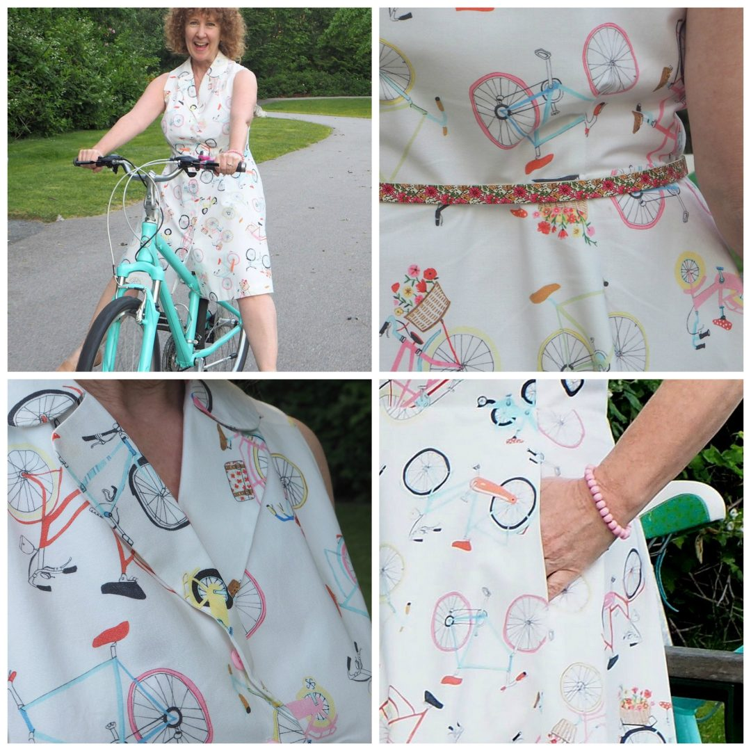 Sew Over It, Vintage Shirt Dress, Vancouver Sewing Blog, Vancouver Sewing Blogger