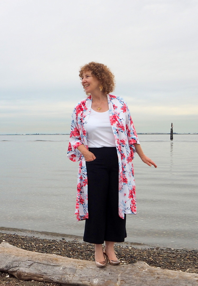 Suki Robe, Helen's Closet, A Colourful Canvas, Vancouver Sewing Blogger