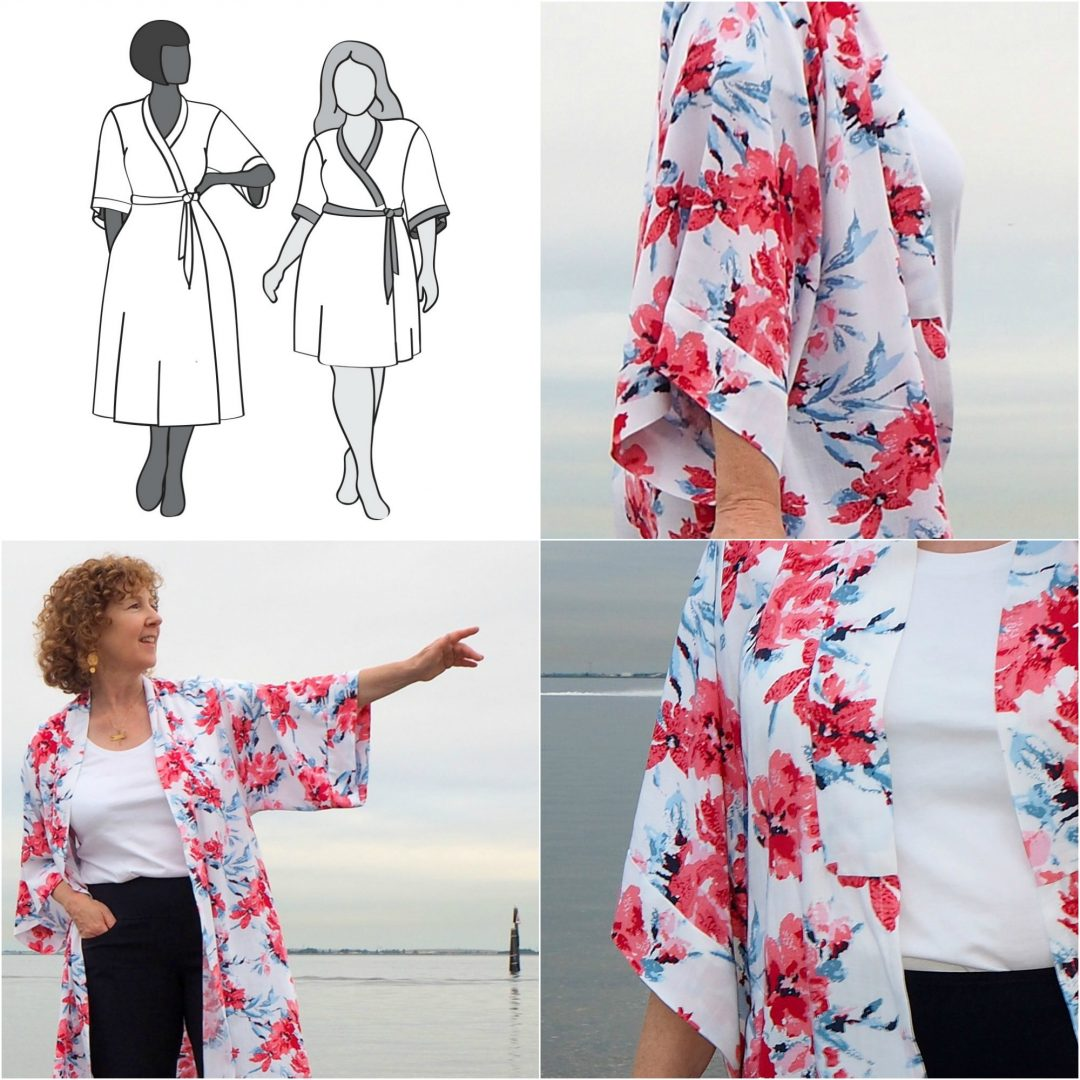 Suki KImono, Helen's Closet, Vancouver Sewing Blogger, Vancouver Sewing Blog