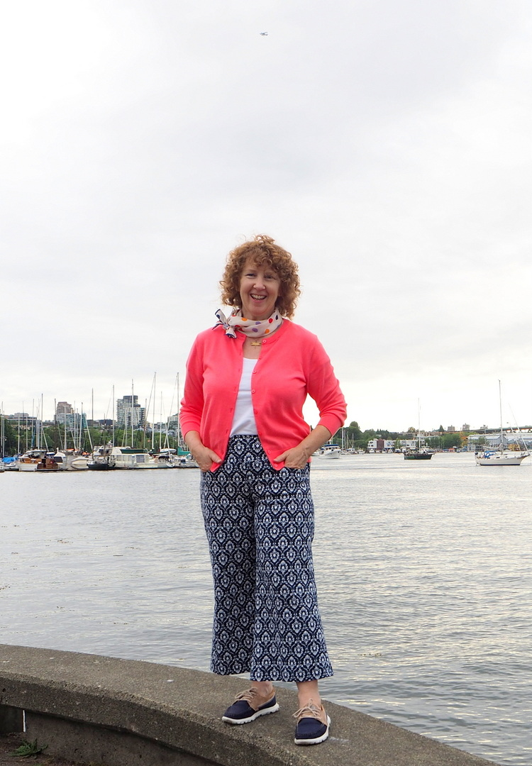 Alyse Wide Leg Pants, Designer Stitch, Vancouver Sewing Blogger, Vancouver Sewing Blog