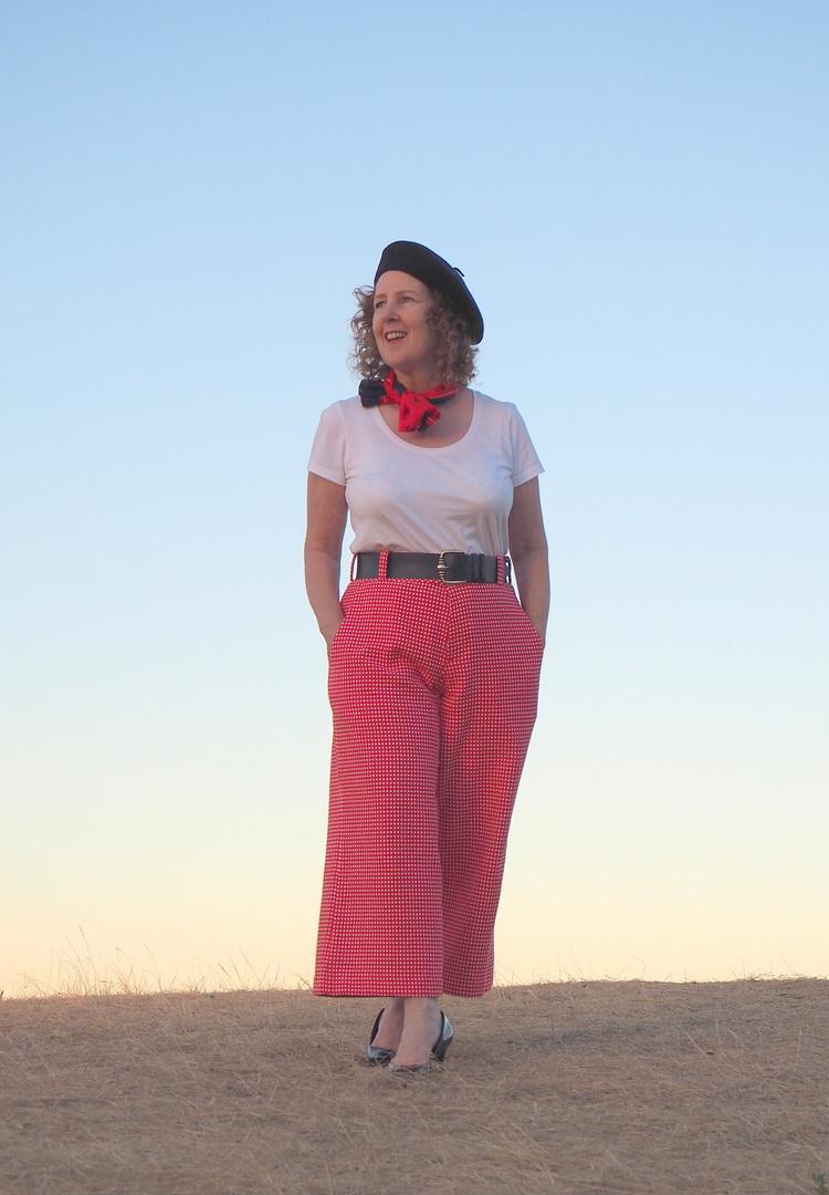 Papercut Patterns, Nagoya Pants, Vancouver Sewing Blogger, Vancouver Sewing Blog, Dressing Your Truth, DYT Type One