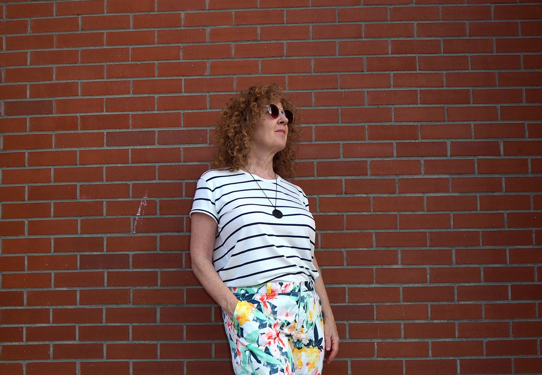 Sasha Trousers, Jeanne-Ready-To-Sew, A Colourful Canvas, Vancouver Sewing Blogger