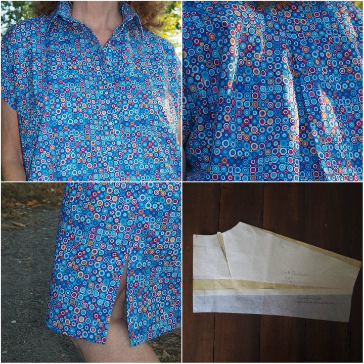 Kalle Shirtdress, Closet Case Patterns, Vancouver Sewing Blogger, A Colourful Canvas