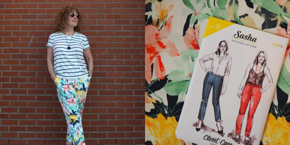A Colourful Canvas, #2018makenine, Vancouver Sewing Blogger