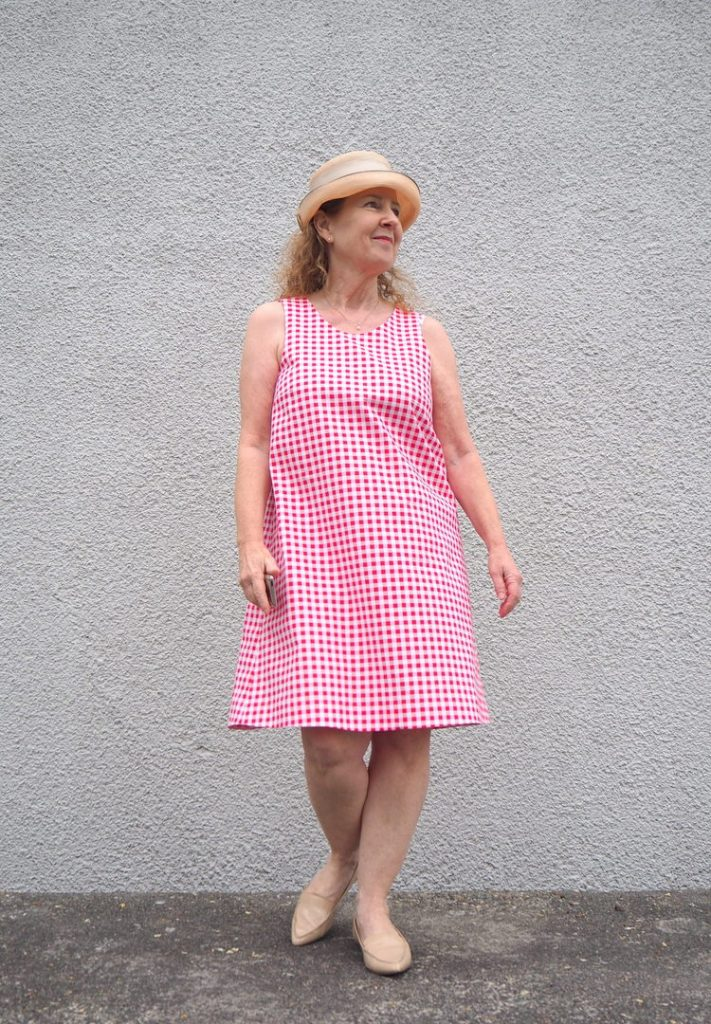 Ashton Top, Helen's Closet, A Colourful Canvas, Vancouver Blogger, Vancouver Sewing Blogger