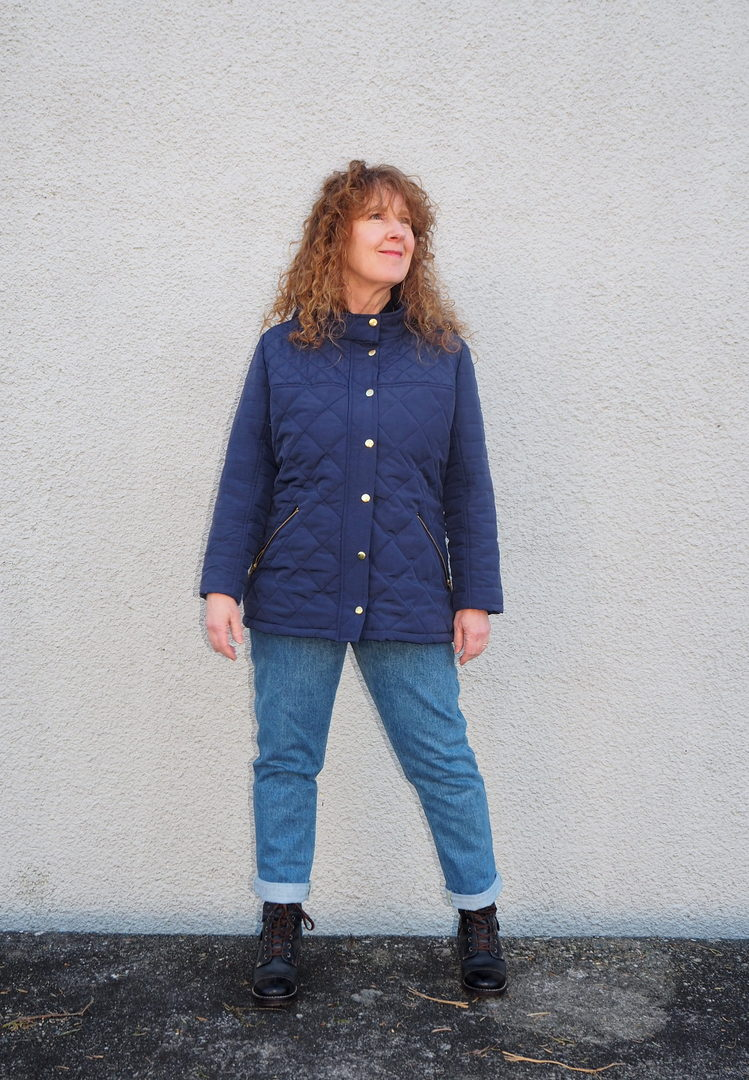 A Colourful Canvas, Kelly Anorak, Closet Case Patterns, Vancouver Sewing Blogger, #sewyourwardrobebasics