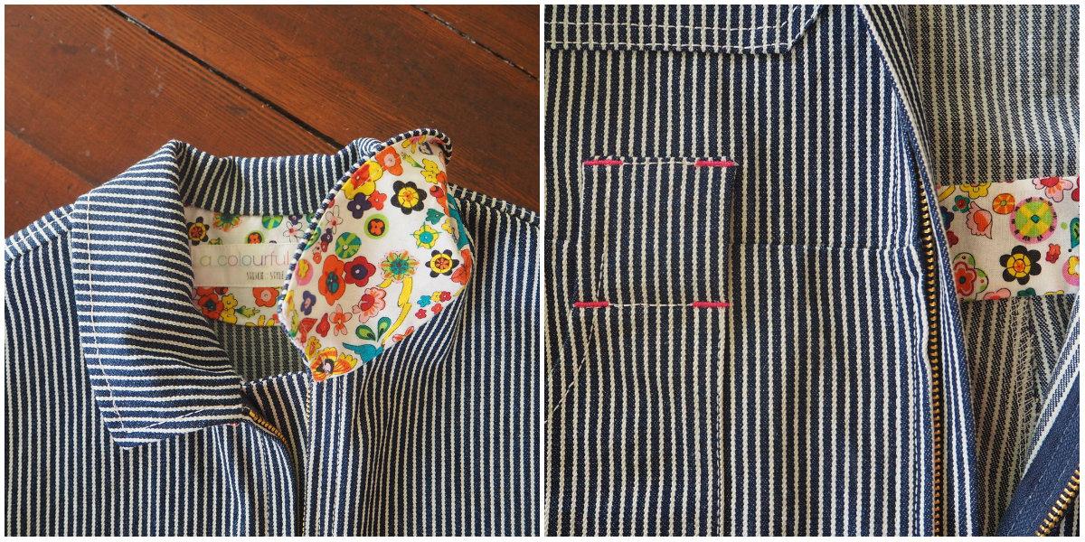 A Colourful Canvas, Blanca Flight Suit, Closet Case Patterns, Vancouver Blogger
