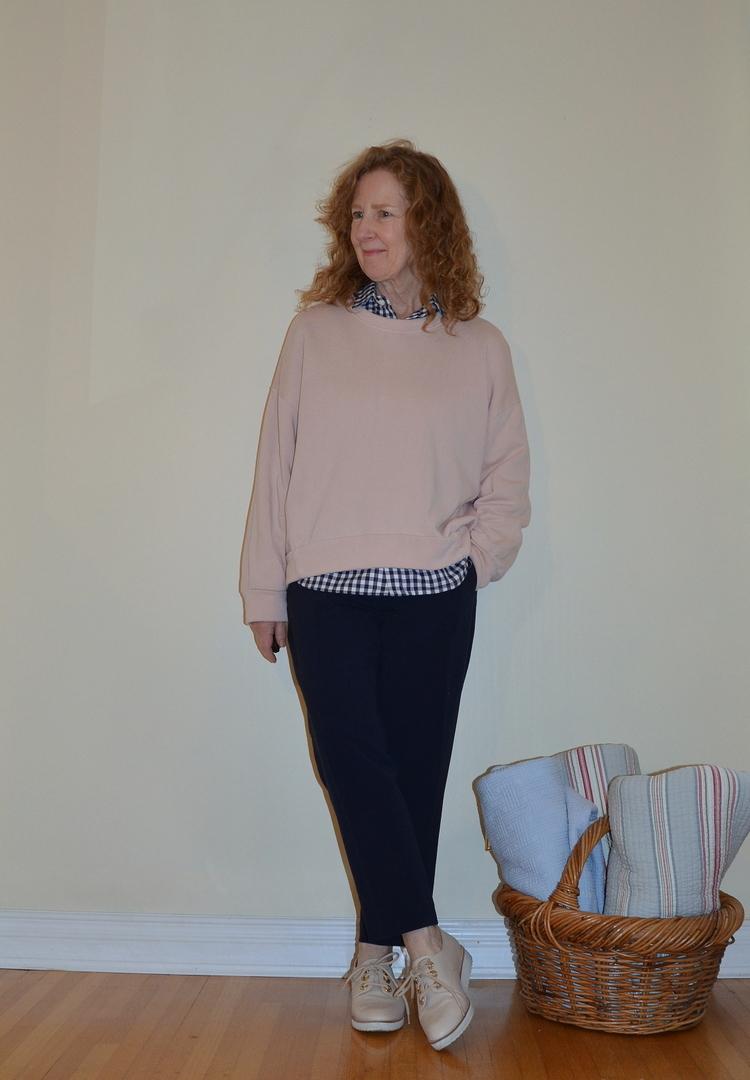 Mile End Sweatshirt, A Colourful Canvas, Closet Core Patterns